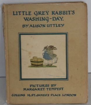 Little Grey Rabbit's Washing-Day by Alison Uttley